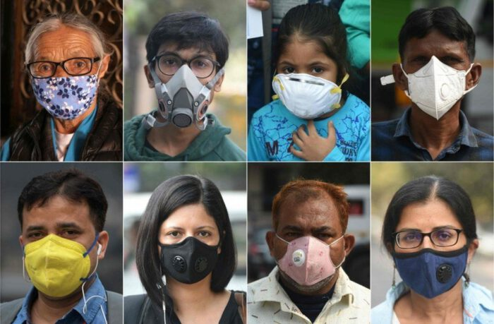 asthma patient should be taken these precautions while wearing a mask