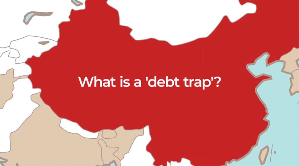 india-is-stuck-in-the-trap-of-chinas-debt-trap | Khabarlazmi