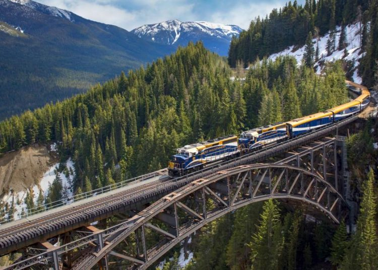 5 Most Beautiful Train Routes In The World | Khabarlazmi