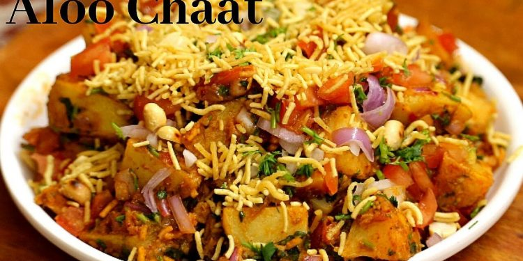 Know the Hindi recipe of making Tasty Aloo Chaat, which will take care|khabar lazmi