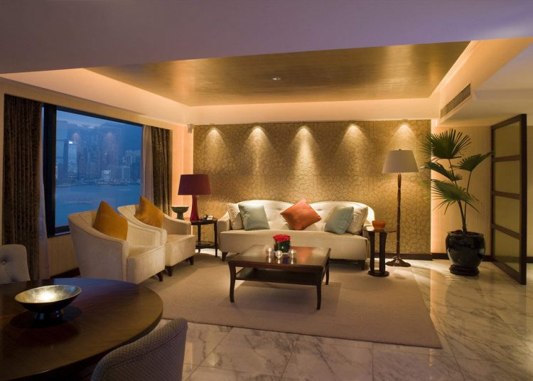 Home decoration tips- Use artificial lighting in home like this  khabar lazmi