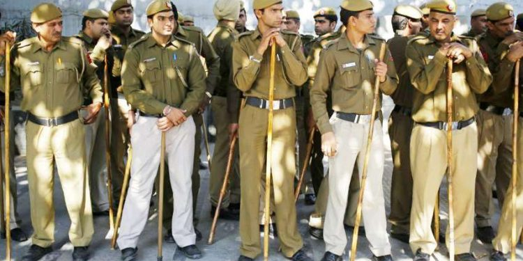 Bumper recruitment of police in this state of India KHABAR LAZMI