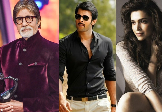 Amitabh Bachchan roped in for Prabhas and Deepika Padukone's film | Khabarlazmi
