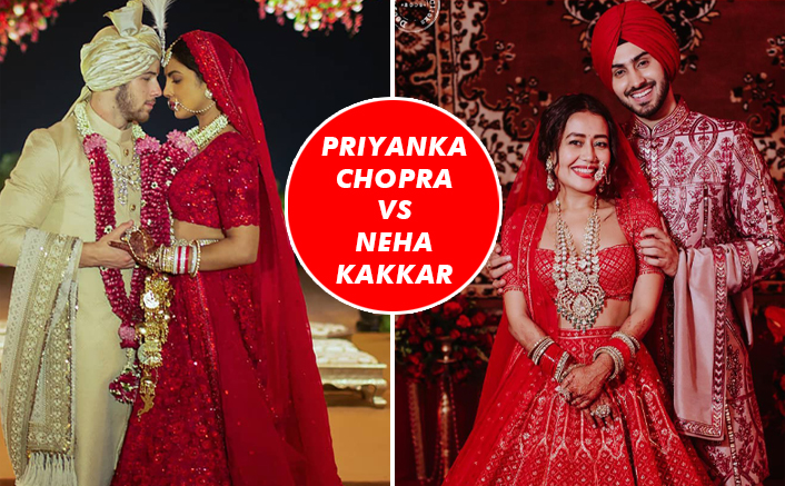 Neha's look copied by Virushka,Deepveer |KHABAR LAZMI